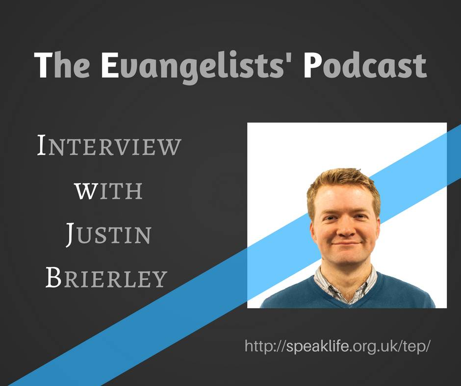 Interview with Justin Brierley – TEP168