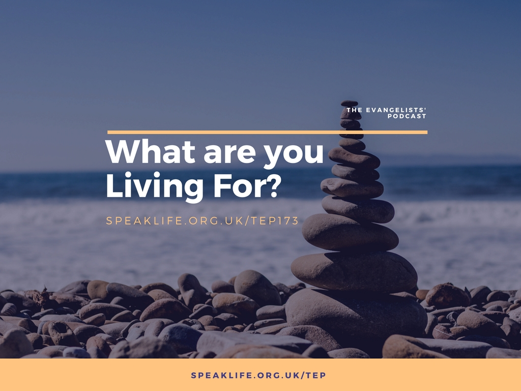 What Are You Living For? – TEP173