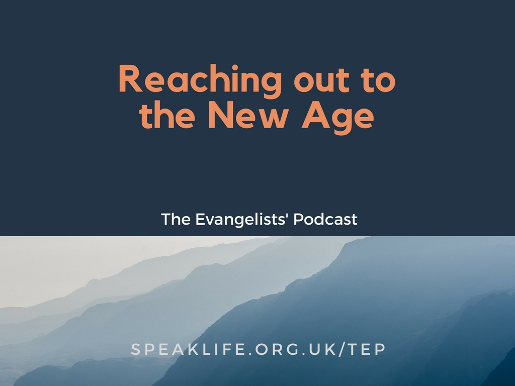 Reaching out to the New Age – TEP183