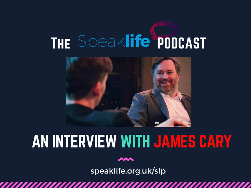 Interview with James Cary – SLP198