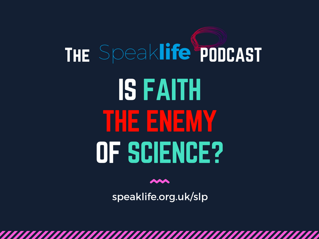 Is Faith The Enemy Of Science? LIVEcast – SLP197