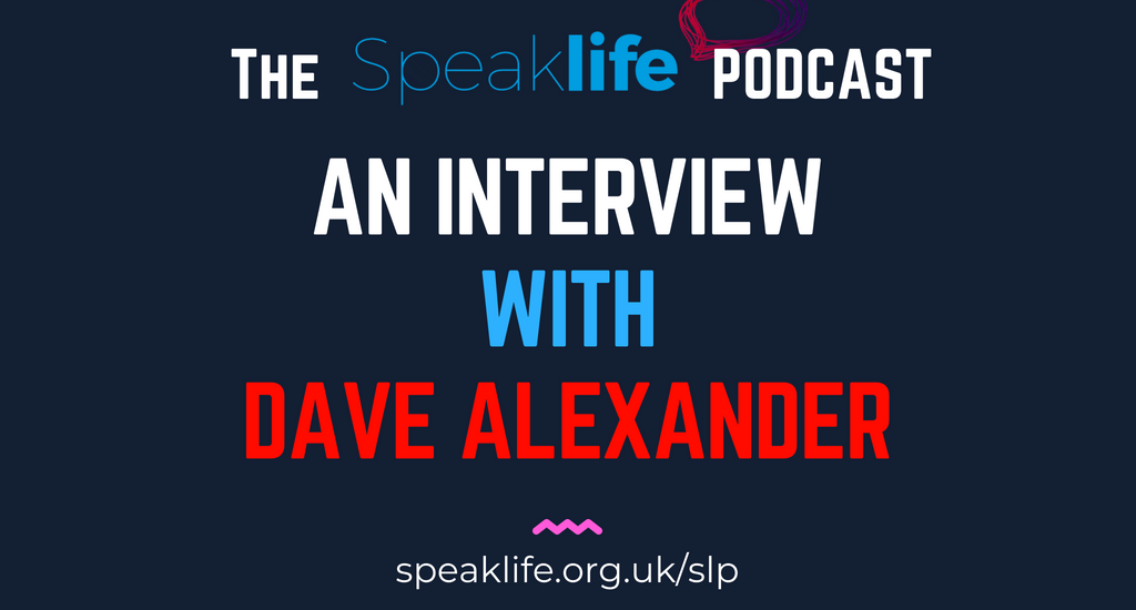 Interview With Dave Alexander LIVEcast – SLP213