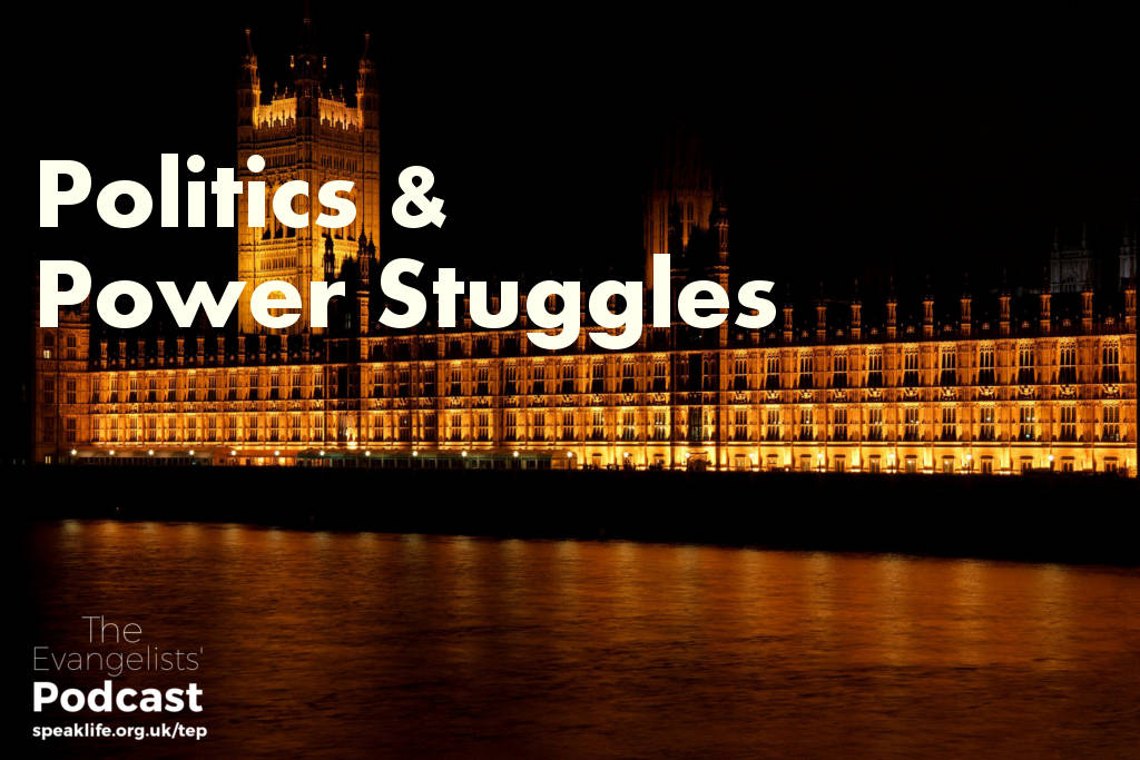 Politics and Power Struggles – TEP138