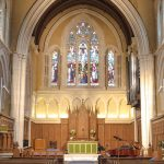 Preaching at All Saints, Eastbourne