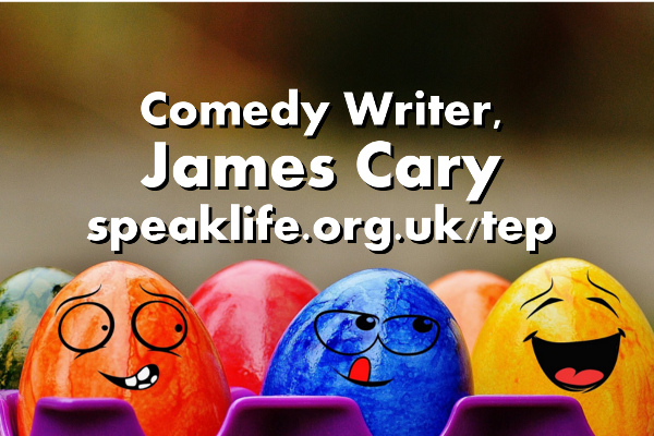 Comedy Writer, James Cary – TEP141
