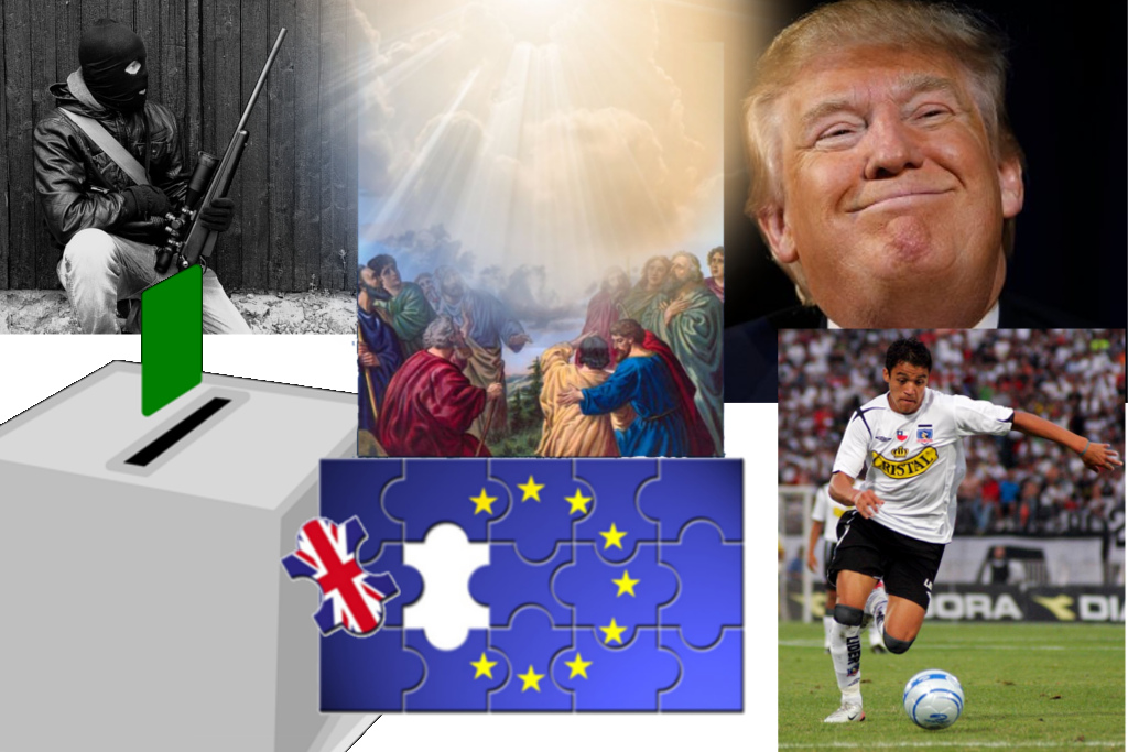 The Ascension, and why it's the answer to Terrorism, Trump and the Transfer Market – TEP161