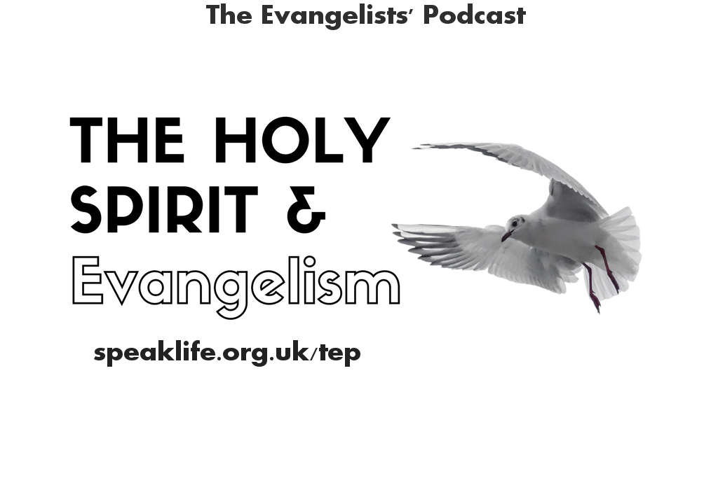 The Holy Spirit and Evangelism – TEP162