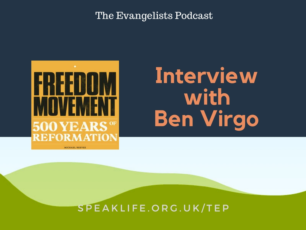 Interview with Ben Virgo – TEP169