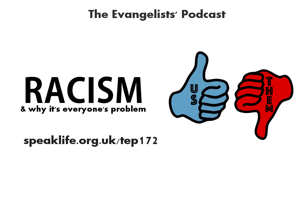 Racism and why it's everyone's problem – TEP172