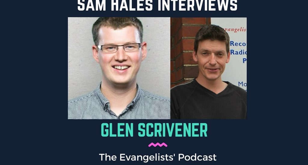 The State of Evangelism in the UK today – TEP185