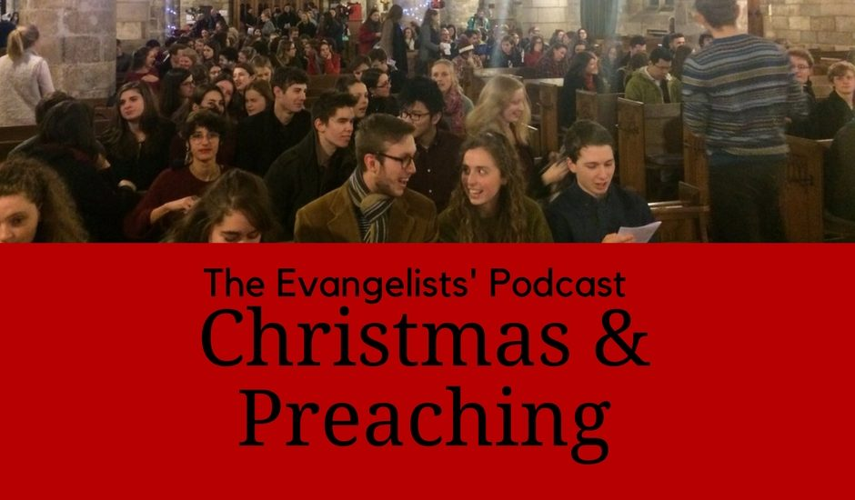 Christmas and Preaching – TEP186