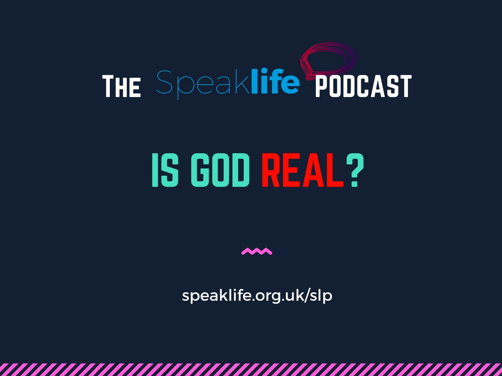 Is God Real? LIVEcast – SLP192