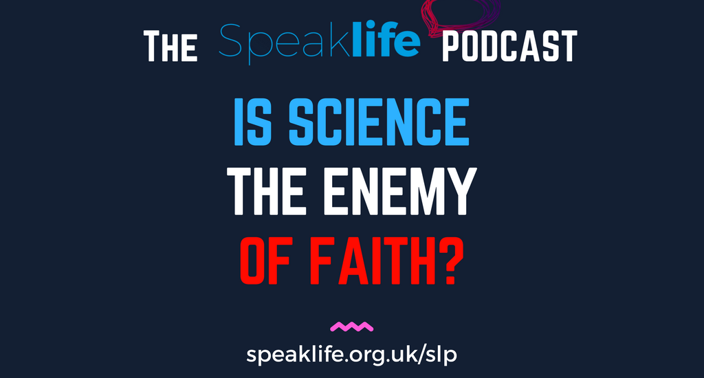 Is Science The Enemy Of Faith? LIVEcast – SLP199