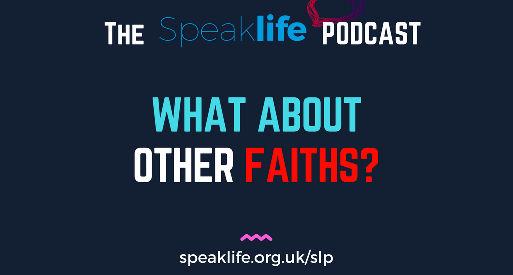 What About Other Faiths? St. Andrew's University – SLP200