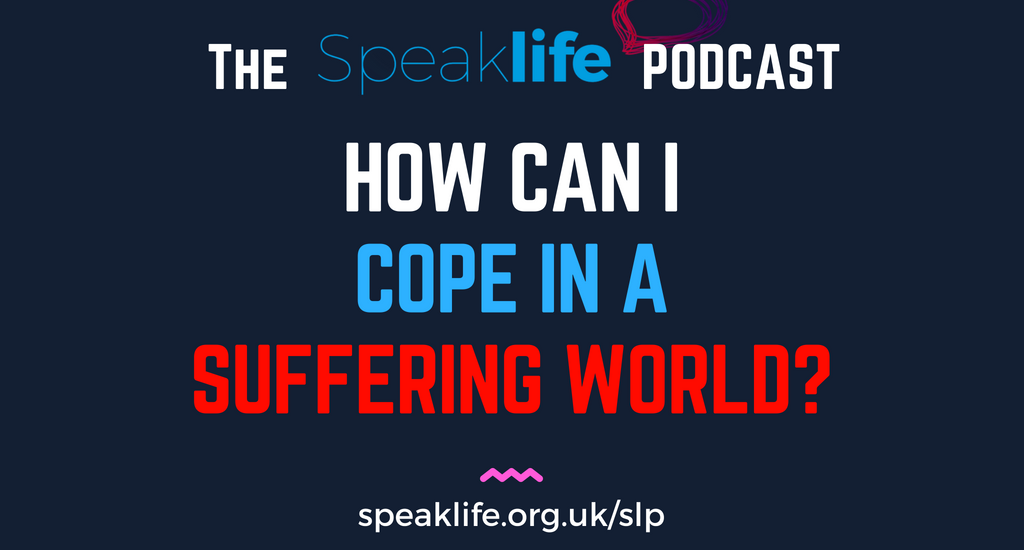 How Can I Cope With Suffering? LIVEcast – SLP207