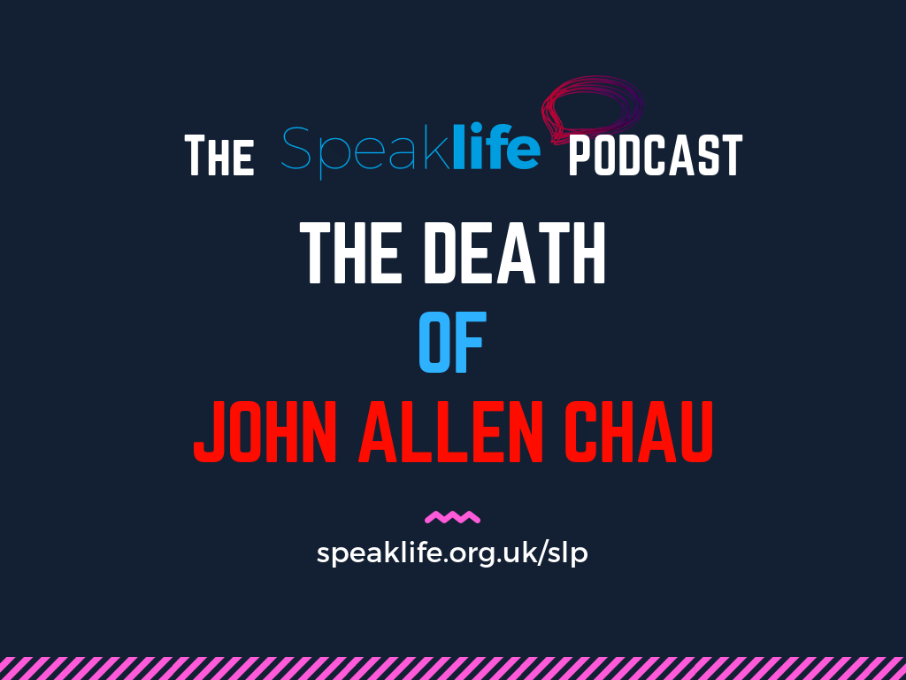 The Death Of John Allen Chau LIVEcast – SLP229