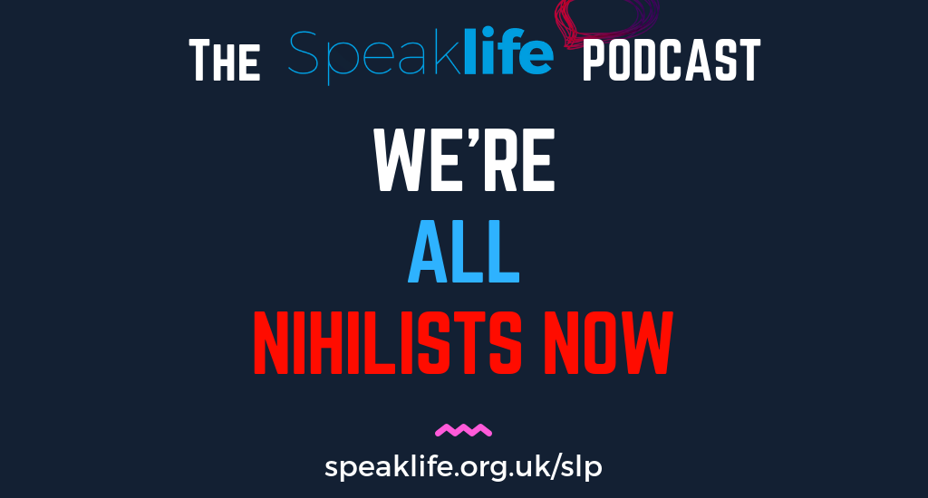 We're All Nihilists Now LIVEcast – SLP237