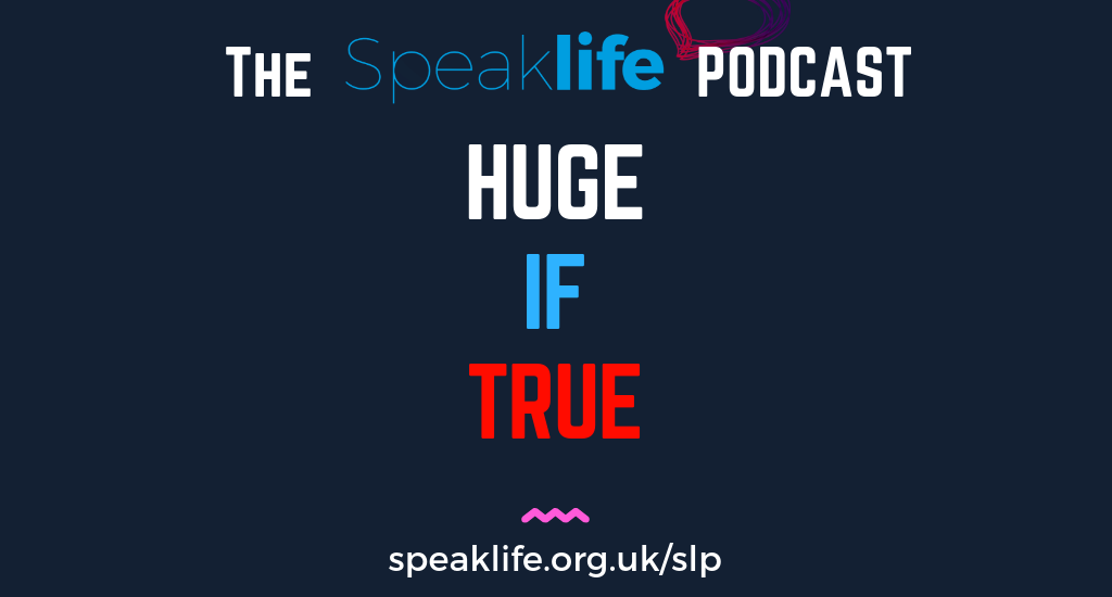 Huge If True LIVEcast – SLP244