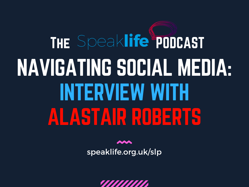 Navigating Social Media: Interview With Alastair Roberts – SLP245