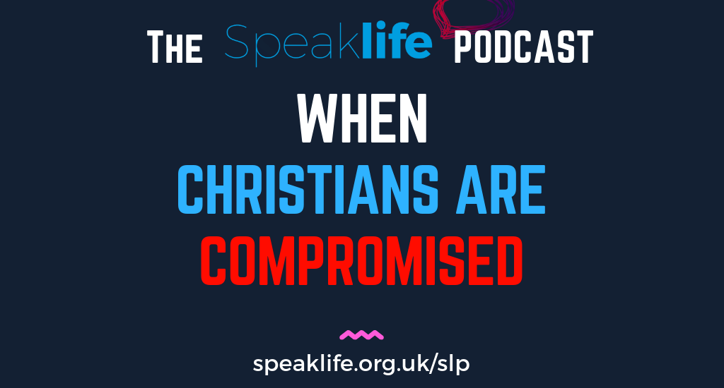 When Christians Are Compromised LIVEcast – SLP255