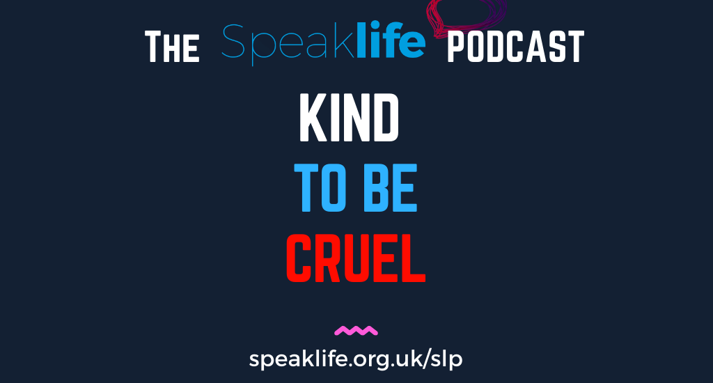 Kind To Be Cruel – SLP272