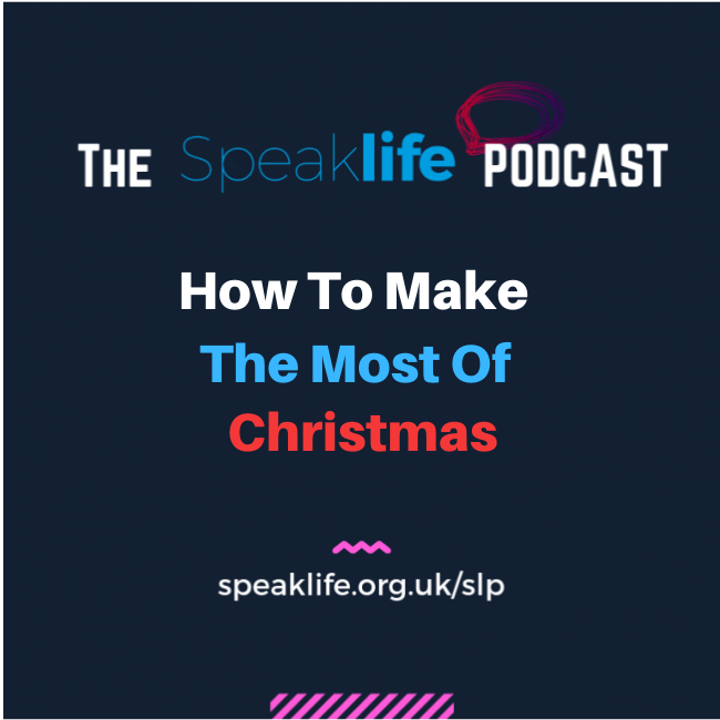 How To Make The Most Of Christmas – SLP274